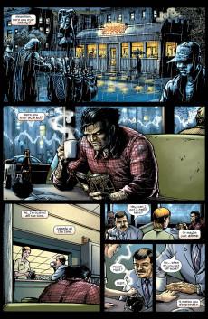 Extrait de Wolverine (Marvel Deluxe) -1- Les Frères