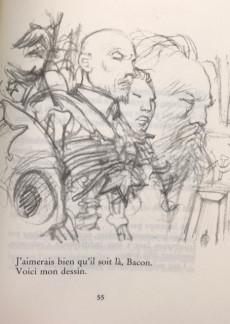 Extrait de (AUT) Bilal - Nu avec Picasso