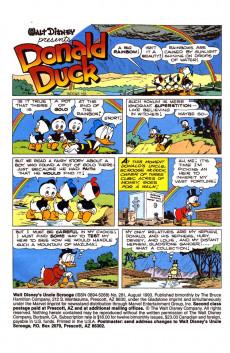 Extrait de Uncle $crooge (5) (Gladstone - 1993) -281- Issue # 281