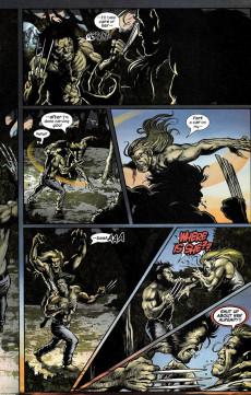 Extrait de Wolverine (Marvel Deluxe) -2- Le retour de l'indigène