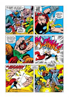 Extrait de Thor (L'intégrale) -13- Intégrale 1971