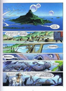 Extrait de Aquablue -5EA- Projet Atalanta