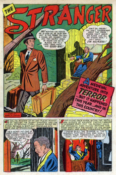 Extrait de Adventures into Terror Vol.1 (Atlas - 1950) -244- Won't You Step into My Parlor…?