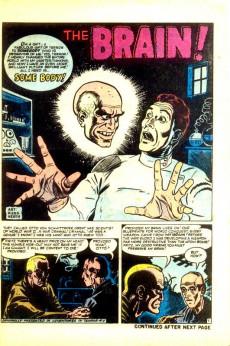 Extrait de Adventures into Terror Vol.2 (Atlas - 1951) -4- The Torture Room!