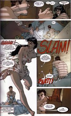 Extrait de Spider-Man (Marvel France 2e série - 2000) -126- L'étrangère aux cheveux roux