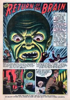 Extrait de Adventures into Terror Vol.2 (Atlas - 1951) -6- Dark Room