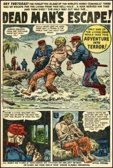 Extrait de Adventures into Terror Vol.2 (Atlas - 1951) -11- Issue # 11