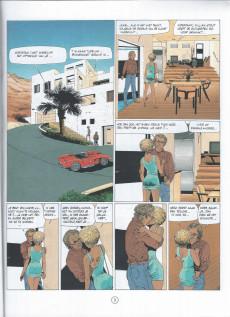 Extrait de Jessica Blandy (en néerlandais) -7- Antwoord, stervende...