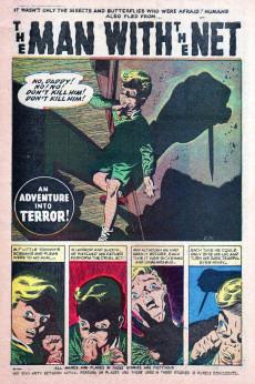 Extrait de Adventures into Terror Vol.2 (Atlas - 1951) -16- Her Name Is Death!