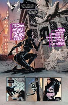 Extrait de Catwoman: 80th anniversary