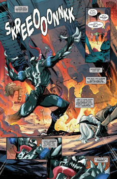 Extrait de Venom: War of the Realms -INT- War of the Realms