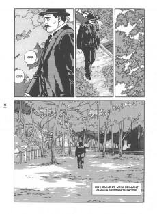 Extrait de Au temps de Botchan -3- Volume 3 - La danseuse de l'automne