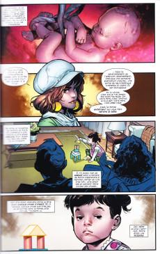 Extrait de House of X - Powers of X -2- L'Étonnante Vie de Moira X