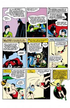 Extrait de Detective Comics (DC Comics - 1937) -38- Batman and