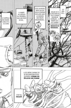 Extrait de Jojo's Bizarre Adventure - (Part 8) - JoJolion -17- Evade-toi du mont hanarero