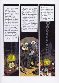 Extrait de Donjon Potron-Minet --99a2019- La chemise de la nuit