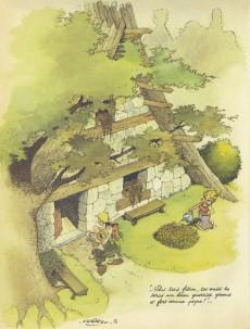Extrait de Astérix (Hors Série) -d2019- Comment obélix est tombé dans la marmite du druide quand il était petit