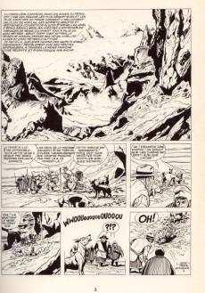 Extrait de Marc Dacier (1re série) -8- L'Abominable Homme des Andes