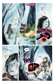 Extrait de Ascender (Image comics - 2019) -2- The Haunted Galaxy