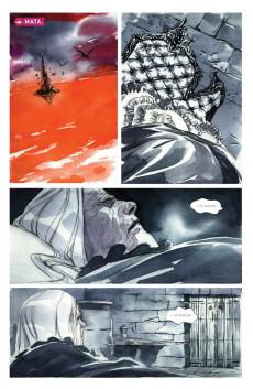 Extrait de Ascender (Image comics - 2019) -4- The Haunted Galaxy (Part 4 of 5)