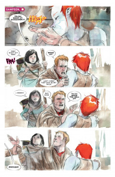 Extrait de Ascender (Image comics - 2019) -5- The Haunted Galaxy (Part 5 of 5)