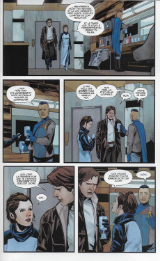 Extrait de Star Wars (Panini Comics - 2020) -5- Toute fuite est futile