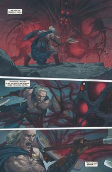 Extrait de Last God (The) (DC comics - 2019) -1- Chapter One