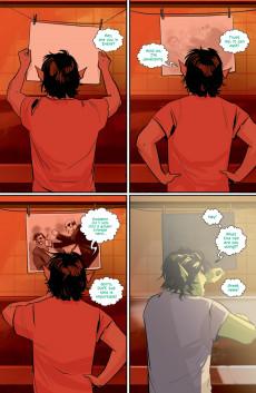 Extrait de Saga (Image comics - 2012) -33- Chapter thirty three
