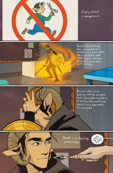 Extrait de Saga (Image comics - 2012) -36- Chapter thirty six