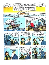 Extrait de Chick Bill (collection Chick Bill) -10- Le captif d'Eclosh