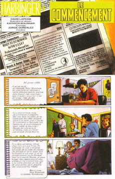 Extrait de Free Comic Book Day 2020 (France) - Bloodshot