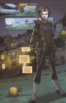Extrait de Free Comic Book Day 2020 (France) - Lady Mechanika