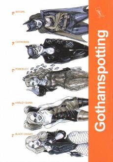 Extrait de Free Comic Book Day 2020 (France) - Comics Zone Sketchbook - Comics-O-Rama