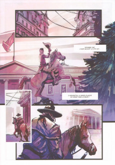 Extrait de Free Comic Book Day 2020 (France) - Carbone & Silicium / Horseback 1861