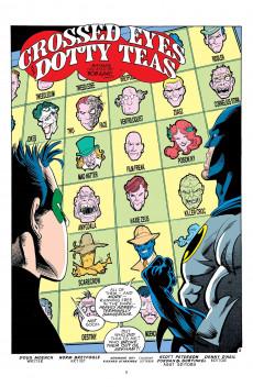 Extrait de Batman - The complete Knightfall Saga (25th Anniversary) -2INT02- Batman: Knightfall Vol. 1