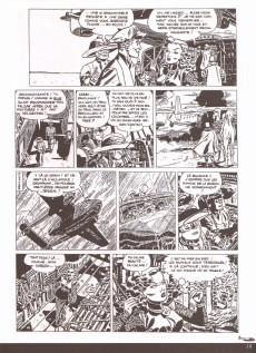 Extrait de Johnny Hazard -4- Ciel d'Enfer