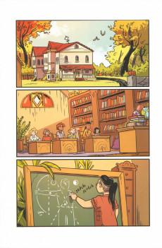 Extrait de Le garçon Sorcière -2FCBD- La Sorcière secrète - Free Comic Book Day 2020