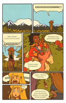Extrait de Free Comic Book Day 2020 (France) - Princesse Princesse