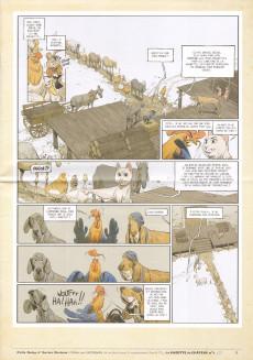 Extrait de Le château des Animaux -5- La Gazette du Château n°5