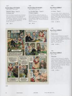 Extrait de (Catalogues) Ventes aux enchères - Artcurial - Artcurial - Bandes dessinées - 28 mars 2020