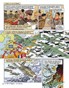 Extrait de La 2de Guerre Mondiale racontée aux enfants -1- Tome 1