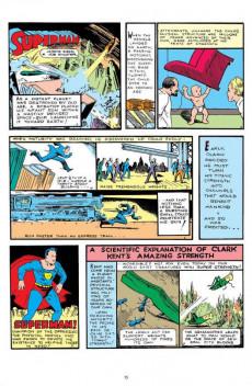 Extrait de Action comics : 80 years of Superman the deluxe edition - 80 years of Superman the deluxe edition