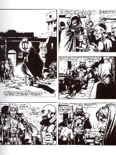 Extrait de Les partisans (Magnus) -2- La Stratégie du Diable