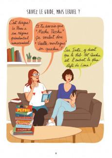 Extrait de Power Book for Wonder Girls - Vacances entre amis