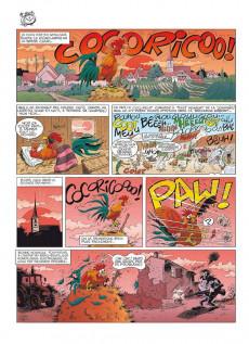 Extrait de Oiseaux en bande dessinée (les) -1- Tome 1