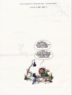 Extrait de Spirou et Fantasio -20b1982- Le faiseur d'or
