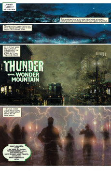 Extrait de Green Lantern - Season Two (The) (DC Comics - 2019) -3- Thunder on Wonder Mountain