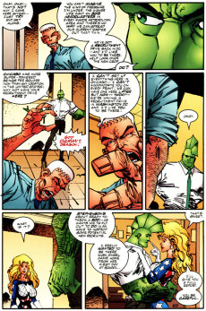 Extrait de Savage Dragon Vol.2 (The) (Image comics - 1993) -60- Issue #60