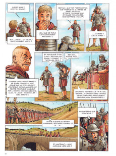 Extrait de Ad Romam -1- Le trophée d'Auguste