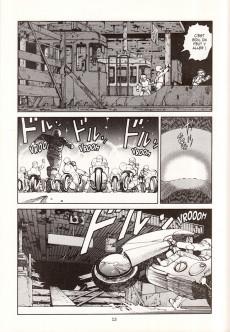 Extrait de Akira (Glénat en N&B) -1b2019- Tetsuo